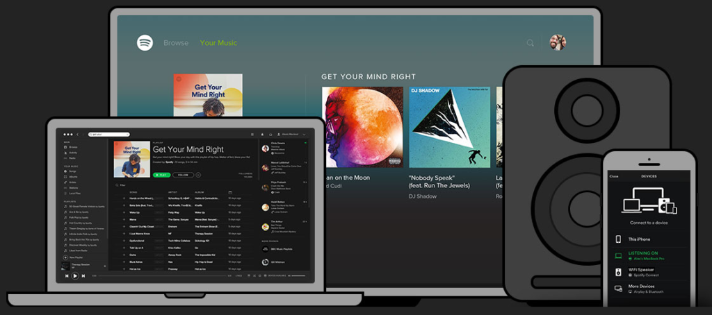 Spotify mullisti musiikin myymisen hinnoittelumallit